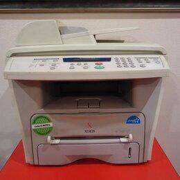 Принтеры и МФУ - Мфу Лазерный Xerox WorkCentre PE16, 0
