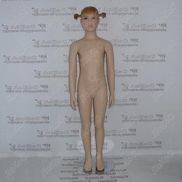 Манекены - Манекен детский (девочка) 122см, 62-54-67см, GL-2, 0