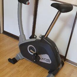 Эллиптические тренажеры - Велотренажер магнитный Kettler Axos Cycle M, 0