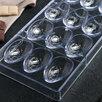 Форма для шоколада «Шоколадное яйцо», 27,5×13,5 см, 12 ячеек (3,6×5,7×1,5 см) по цене 620₽ - Формы для льда и десертов, фото 2