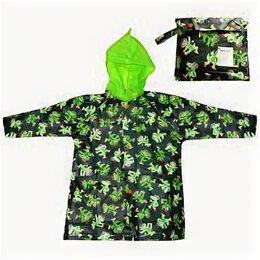 Пальто и плащи - Дождевик детский 9251-M «Крокодил»,шир.по груди=52см.,дл.по спине=78см,упаковка, 0