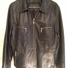 Куртки - Куртка женская, натуральная кожа, 0