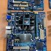 Материнская плата GIGABYTE GA-MA74GM-S2 с процессором по цене 1300₽ - Материнские платы, фото 3