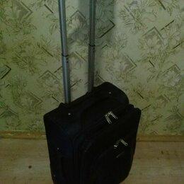 Чемоданы и аксессуары к ним - Дорожный чемодан на колёсах, 0