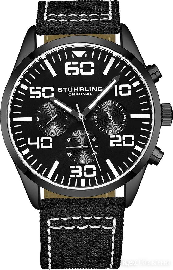 Наручные часы Stuhrling 4001.6 по цене 10740₽ - Наручные часы, фото 0
