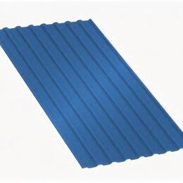 Кровля и водосток - Профнастил МП20 A Полиэстер 0,7 мм RAL 5015 Небесно-синий, 0