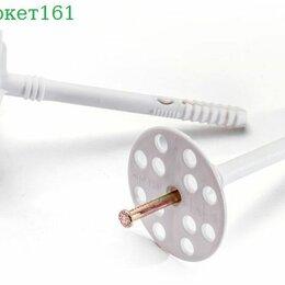 Дюбели - Дюбель для пеноплекса и утеплителя 100х10 (1 шт.), 0