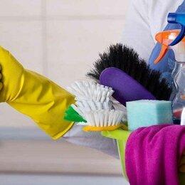 Бытовые услуги - Уборка офисов, складов, помещений, коттеджей, 0