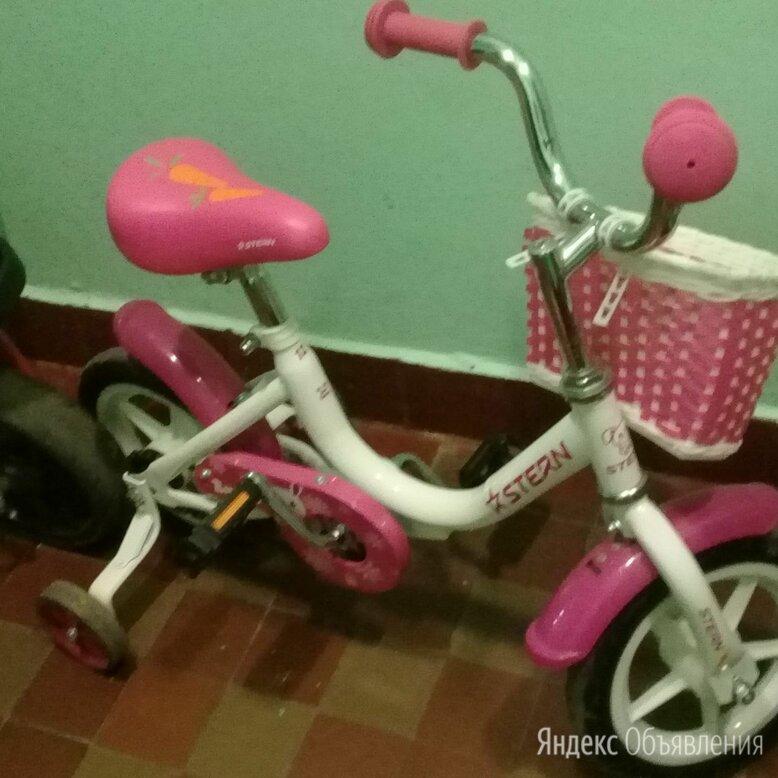 Детский двухколесный велосипед  по цене 1700₽ - Трехколесные велосипеды, фото 0