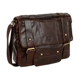 Сумки - Молодежные кожаные сумки мужские, 0