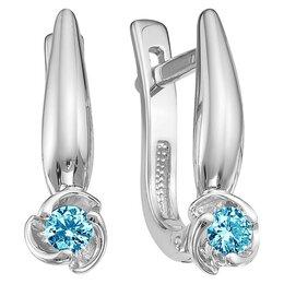 Серьги - Серьги Vesna jewelry 2129-251-216-00, 0