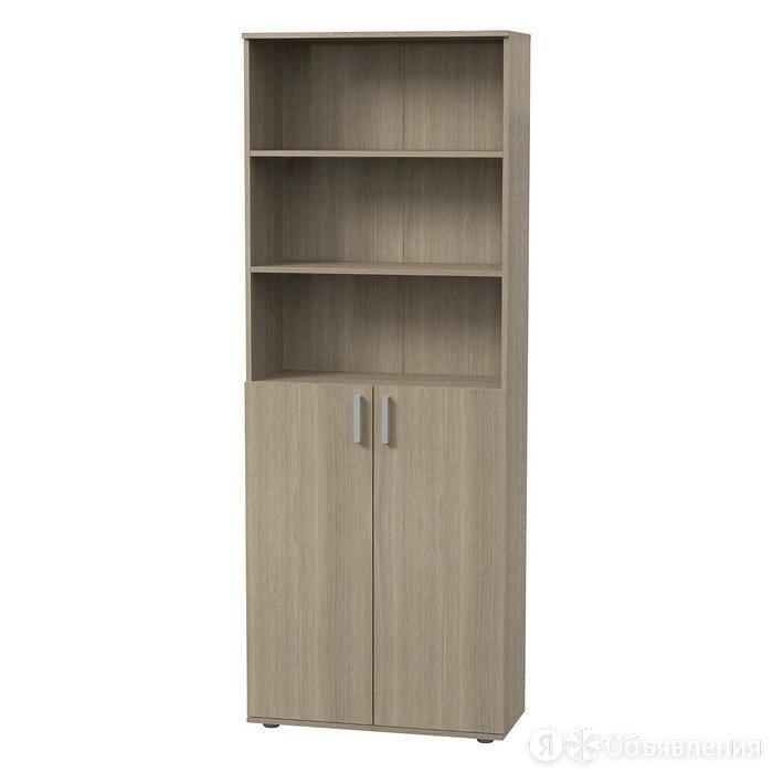 Шкаф для документов 6, 800х350х2122, Шимо светлый по цене 10133₽ - Шкафы, стенки, гарнитуры, фото 0