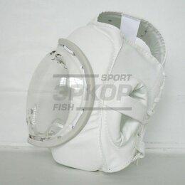 Шлемы - Шлем для единоборств Expert прозрачная маска искусст кожа SR (х1), 0