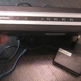 Проводные роутеры и коммутаторы - Коммутатор d-link dir-100/f, 0