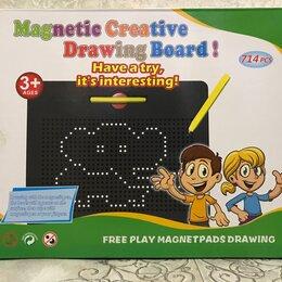 Развивающие игрушки - Магнитный планшет для рисования, 0