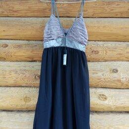 Платья - Платье вечернее новое S, 0