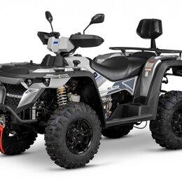 Мото- и электротранспорт - Квадроцикл Linhai-Yamaha M550L EFI, 0