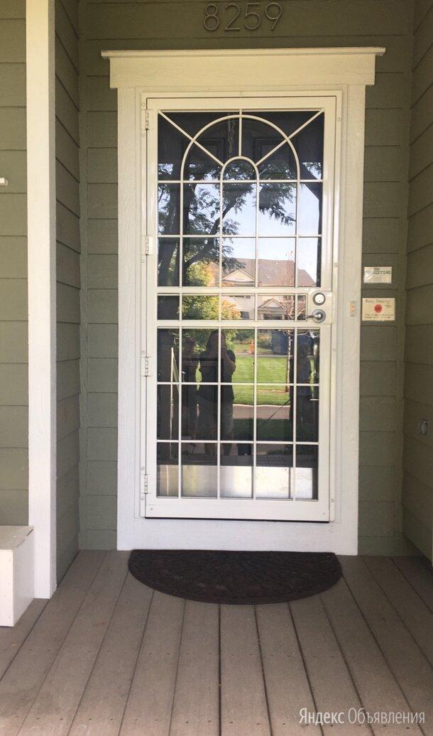 Дверь входная ДЕНВЕР-2 стеклопакет изготовление по цене 35000₽ - Входные двери, фото 0