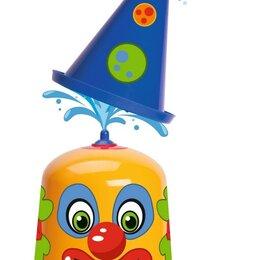 Декоративные фонтаны - Детский фонтан Веселый Клоун Big, 27*27*45 см., 6,6, 0