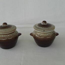 Посуда для выпечки и запекания - Горшочки глиняные для запекания, 0