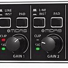 Оборудование для звукозаписывающих студий - Behringer UMC202HD аудиоинтерфейс, 0