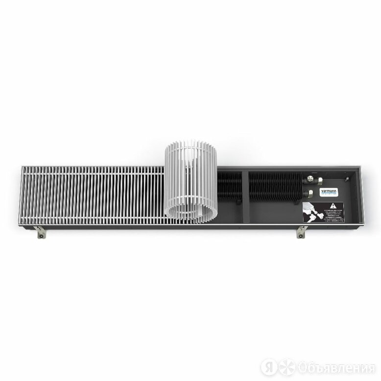 Встраиваемый в пол конвектор Varmann Ntherm N 230.90.800 RR U EV1 по цене 16140₽ - Встраиваемые конвекторы и решетки, фото 0