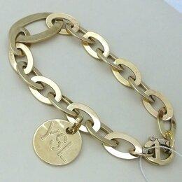 Кольца и перстни - браслет / размер 20 / 32,39г / золото 585, 0