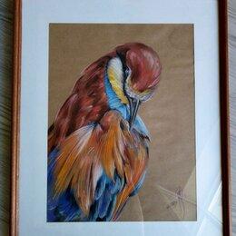 Картины, постеры, гобелены, панно - Птица, 0
