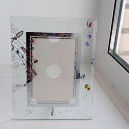 Фоторамки - Фоторамка стекло, 0