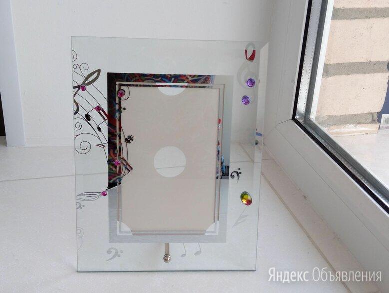 Фоторамка стекло по цене 150₽ - Фоторамки, фото 0