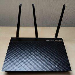 Оборудование Wi-Fi и Bluetooth - Wi-fi роутер Asus rt-ac66u, 0