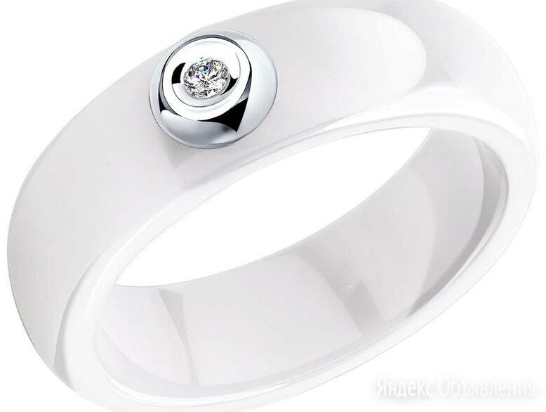 Кольцо SOKOLOV 6015029_s_18 по цене 7930₽ - Кольца и перстни, фото 0