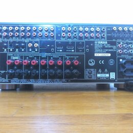 Акустические системы - Yamaha rx-v661 акустика bbk musician , 0