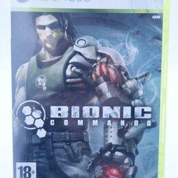 Игры для приставок и ПК - Игра bionic commando Xbox 360, 0