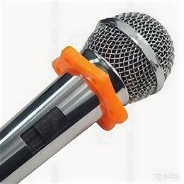 Аксессуары для микрофонов - Стоп-кольцо для микрофонов страховочное кольцо, 0