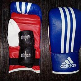 Боксерские перчатки - Перчатки боксерские Adidas combat  response, 0