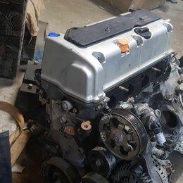 Двигатель и комплектующие - Двигатель К24А на запчасти, 0