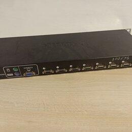 Прочее сетевое оборудование - KVM-переключатель D-Link 440, 0