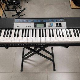 Клавишные инструменты - Синтезатор Casio LK-136, 0