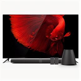 Телевизоры - Телевизор Xiaomi Mi TV 4 65 дюймов + аудиосистема (Русское меню), 0