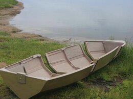 Моторные лодки и катера - Деревянная сборная лодка под заказ, 0