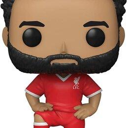 Игровые наборы и фигурки - Фигурка Funko POP! Football: Liverpool: Mohamed Salah 52173, 0
