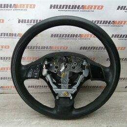Подвеска и рулевое управление  - Руль Мазда 3 BK БК, 0