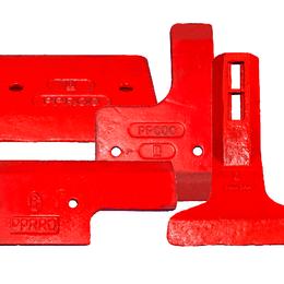 Комплектующие для бетономешалок - Броня для бетоносмесителя SICOMA MP, 0