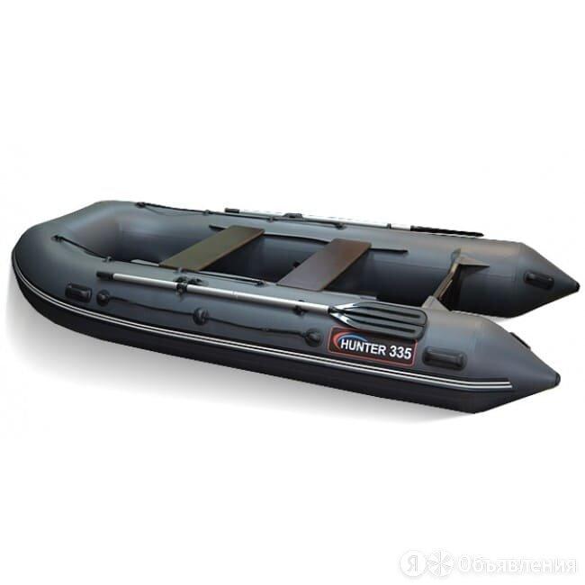 Лодка ПВХ Хантер 335 по цене 34190₽ - Надувные, разборные и гребные суда, фото 0