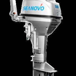 Двигатель и комплектующие  - Лодочный мотор Seanovo SN 9.8 FHS, 0