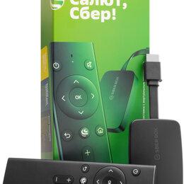 Администраторы - ТВ-адаптер SBER SberBox с виртуальными ассистентами Салют от Сбер, приставка , 0