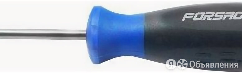 Отвертка TORX с отверстием ювелирная T5Hх40мм Fors по цене 113₽ - Отвертки, фото 0