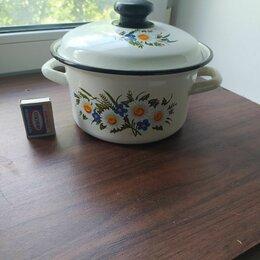Кастрюли и ковши - Набор посуды для дома и дачи, 0