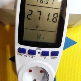 Счётчики электроэнергии - Измеритель потребления электроэнергии, 0